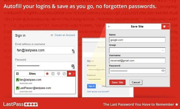 LastPass_Best_Google_Chrome_Extensions