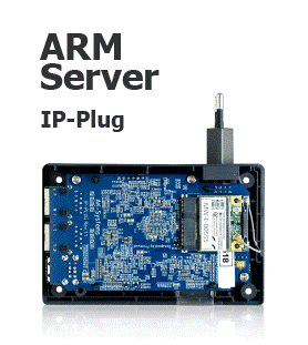 Promwad Innovation Company - ARM Server
