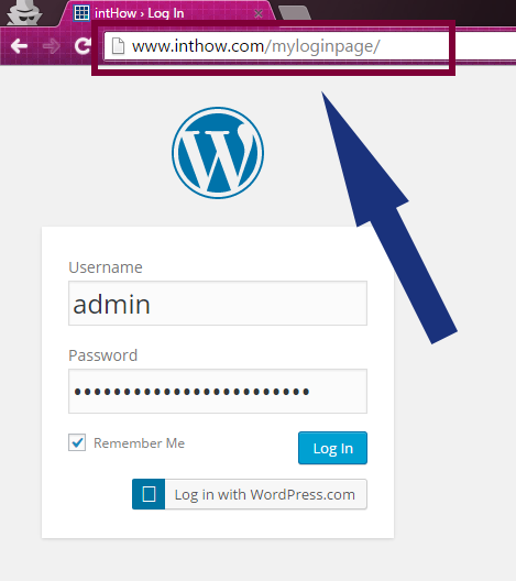 rename wp login php page how to protect your blog from  how to find your wordpress login url