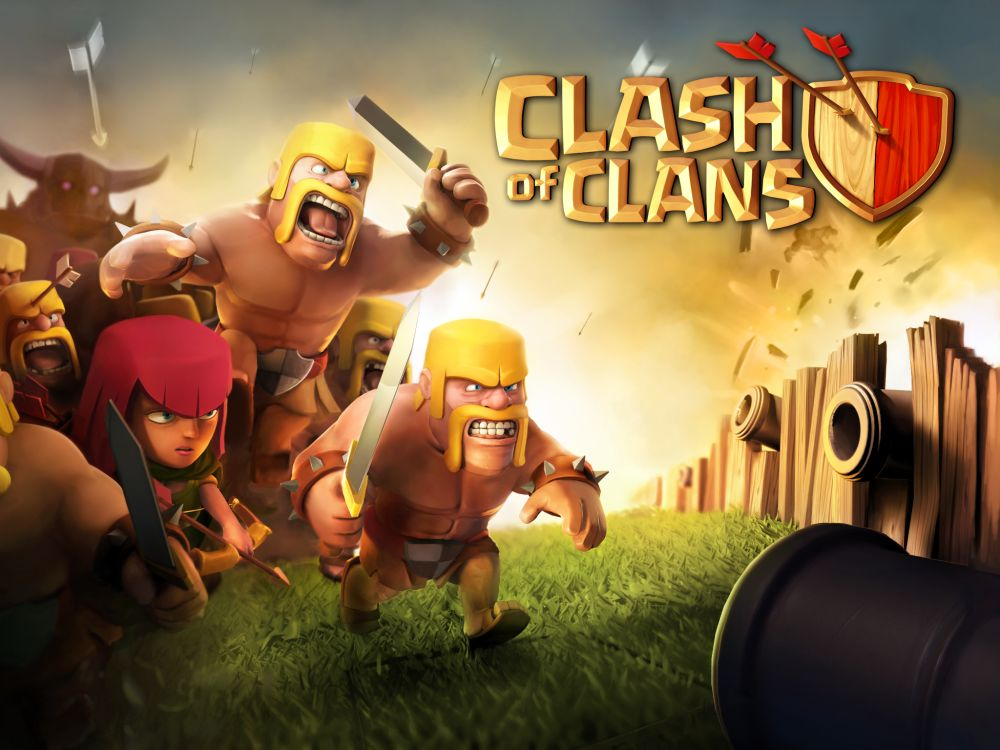 Download Clash of Clans For PC Windows
