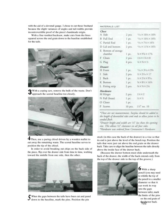 Teds Woodworking Review Detailed Instructions
