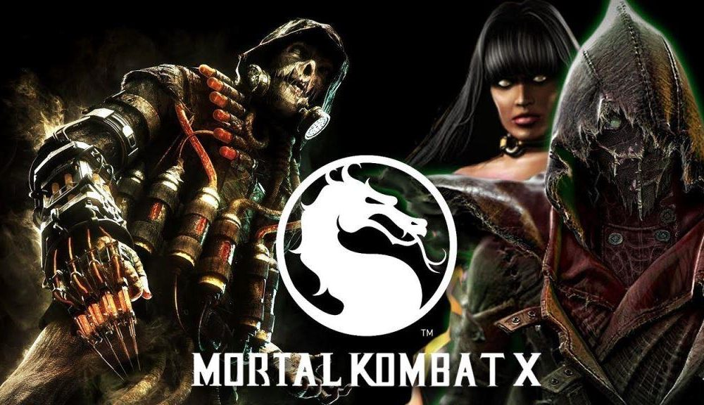 Mortal Kombat X Characters Pictures And Names List