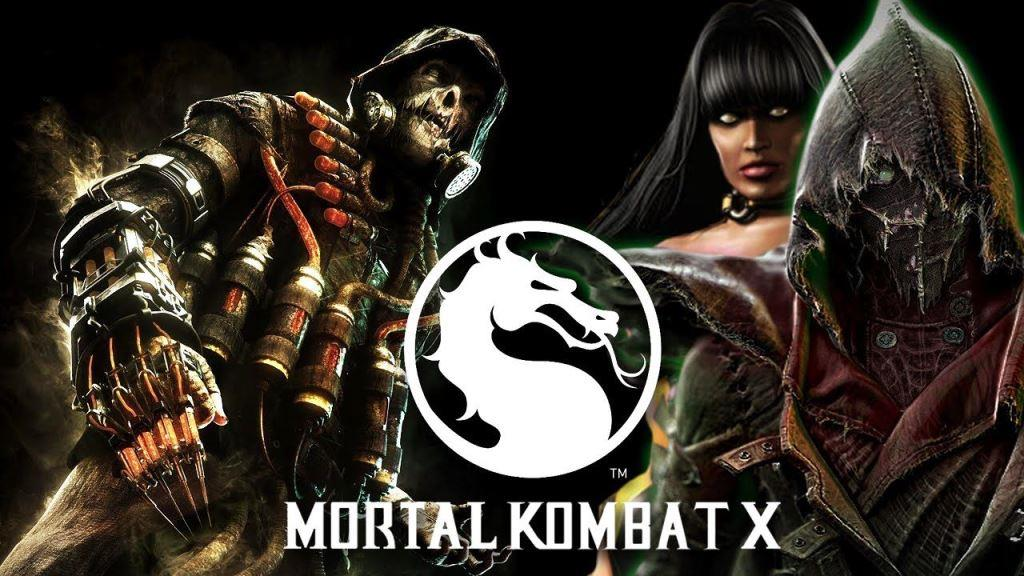 Mortal Kombat X Characters Pictures And Names List | intHow - photo#25