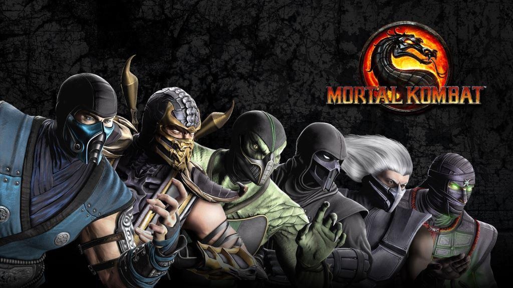 New Mortal Kombat Movie 1995 DC Universe Fatalities