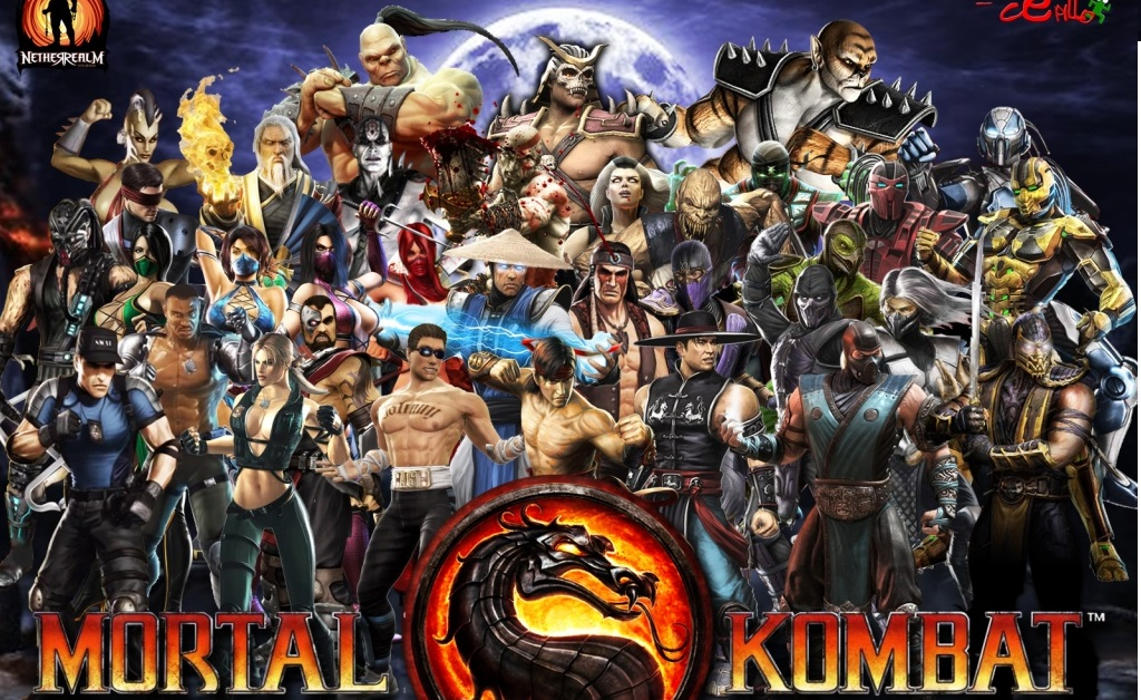 Play Mortal Kombat Games Free