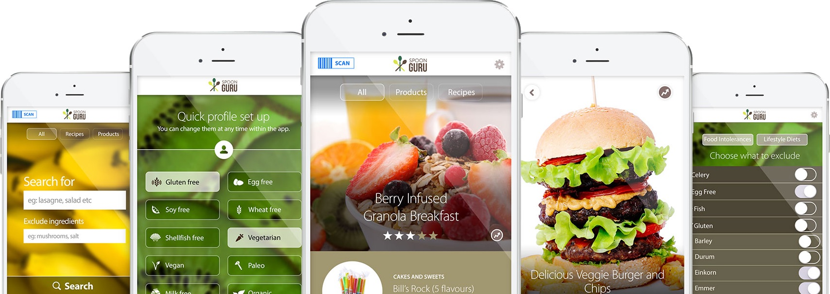Best Food Intolerance Apps