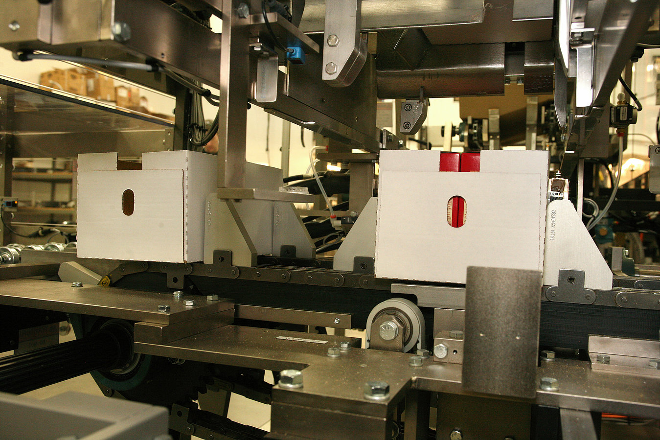 Industrial Packaging Automation