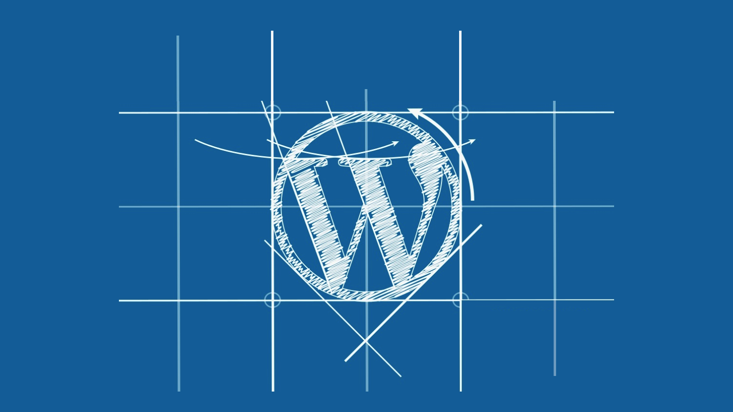 Wordpress-Splash Image