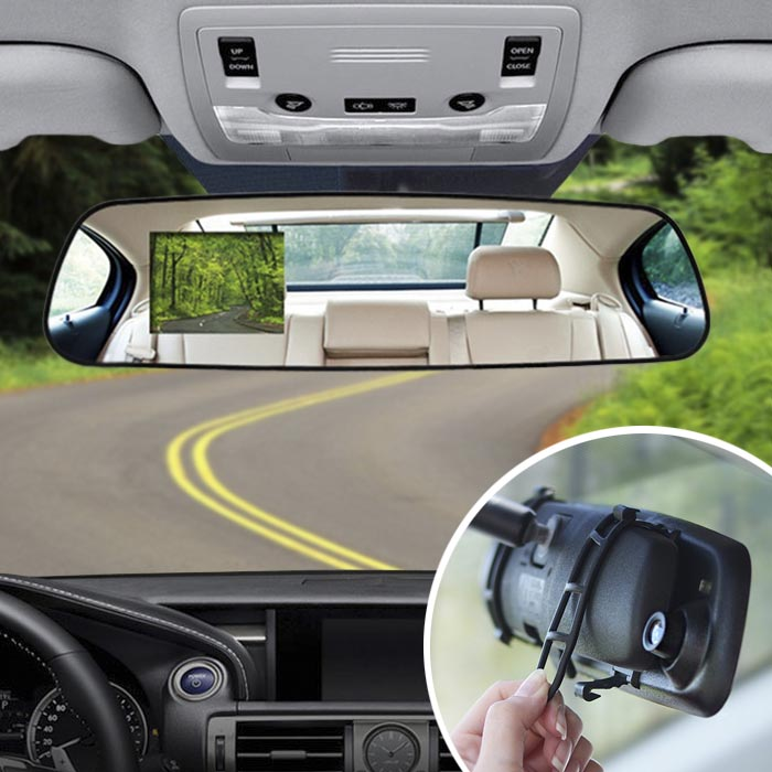 Best Rear View Dash Camera