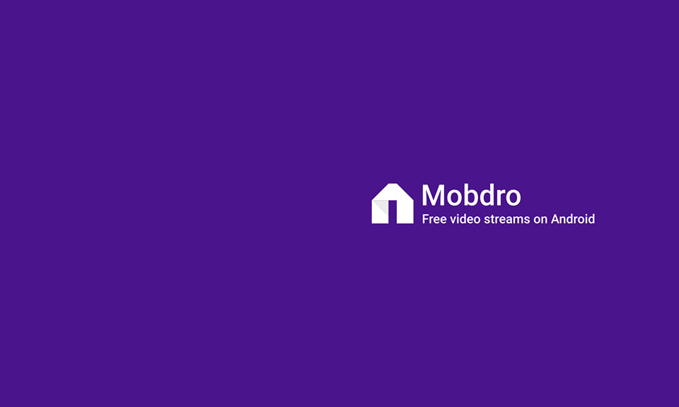 Download-Mobdro For PC Windows Free
