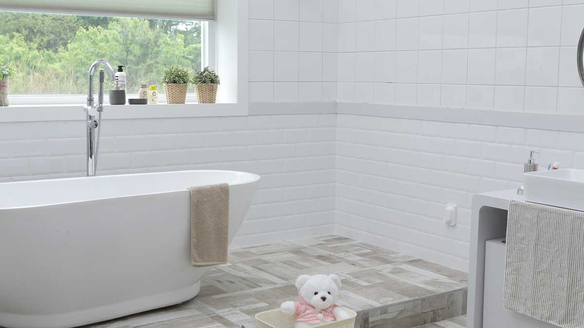 6 Tips To Updating Your Office Bathroom