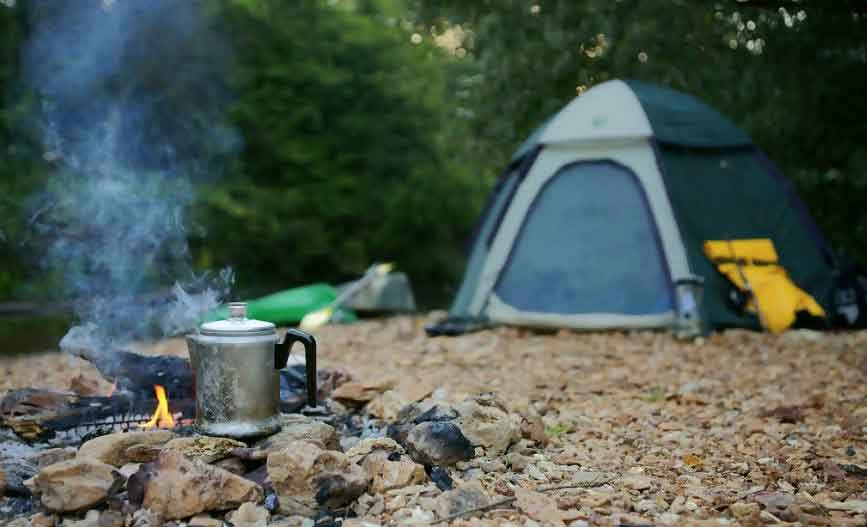 Camping Meal Suggestions