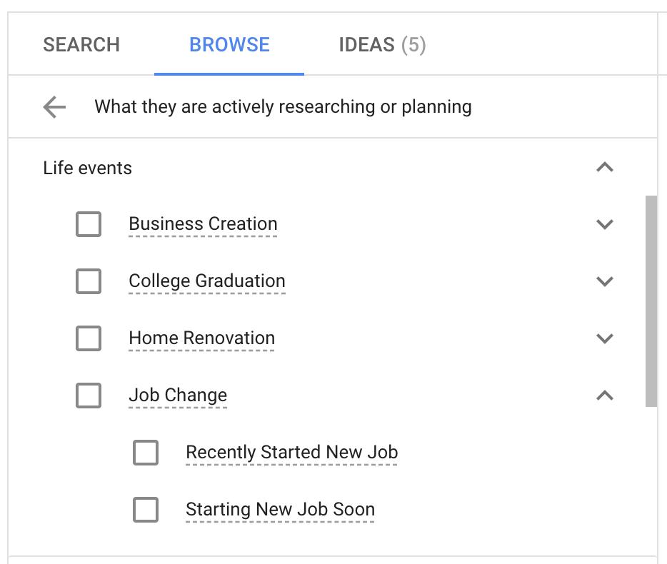 google-search-planner